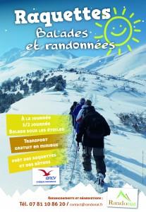 randonnées pyrénées : raquettes à la mongie, Payolle et Grand Tourmalet