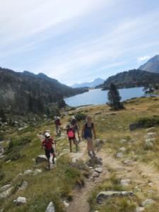 Randonnée Pyrénées tourmalet néouvielle