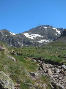 circuit de randonnée pédestre : séjour d'une semaine dans les Pyrénées