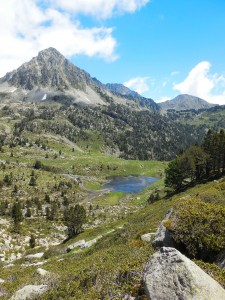 séjour randonnée pyrénées réserve néouvielle
