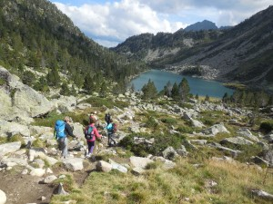 weekend randonnées Pyrénées : Réserve du Néouvielle