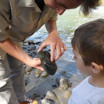 Randonnées et éducation à l'environnement pour les scolaires
