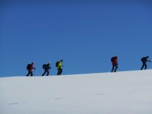 randonnée raquettes Pyrénées : La mongie, payolle, Bagnères de Bigorre  et Grand Tourmalet