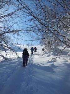 Raquettes la mongie : randonnée et balade  en journée ou demi journée