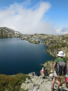 séjour trek randonnée Pyrénées